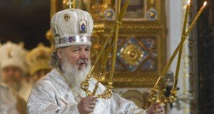 kirill patriarch russia