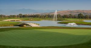 golf resort in Romania