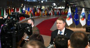 iohannis bruxelles brussels