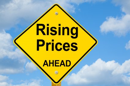price increases