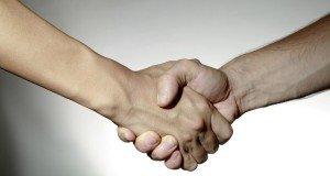 strangere mana handshake unions
