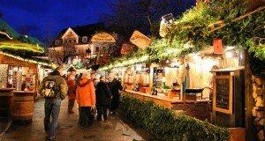 bucharest christmas fair