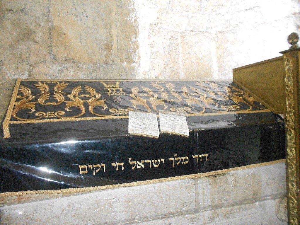 tomb king david