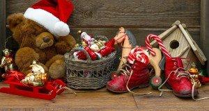 saint nicholas presents