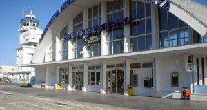 International airport in Constanta