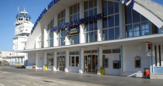International airport in Constanta