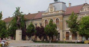 Primaria Deva city hall