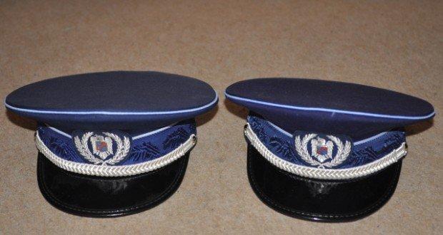 resignations police