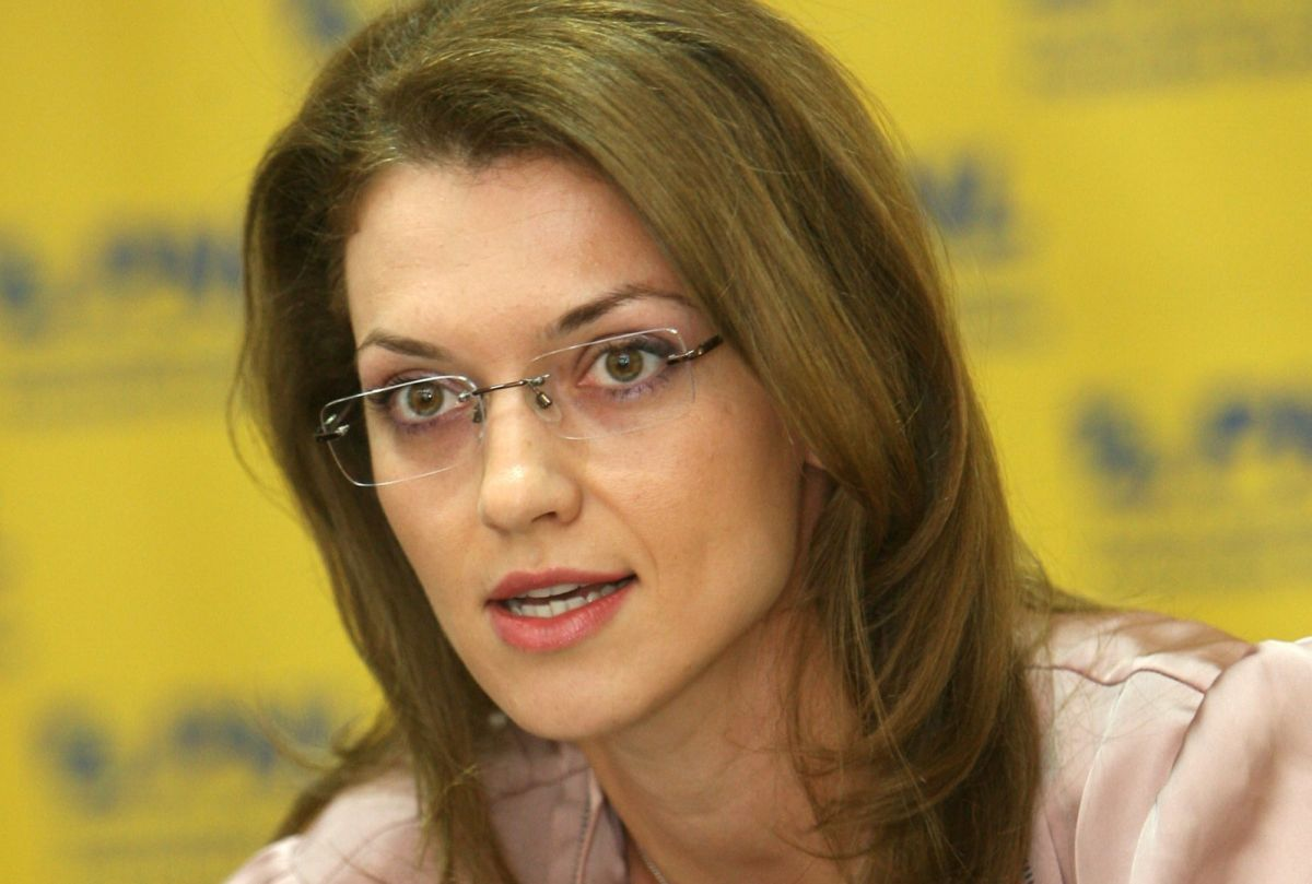 Alina Sava pnl co-chair alina gorghiu says the 'unfortunate pairing
