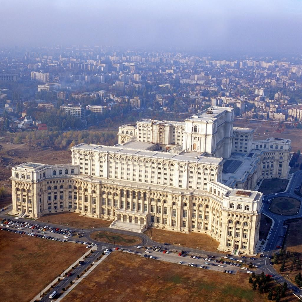 The Palace Of Parliament In The Limelight Again The Romania Journal