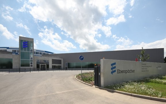 Eberspaecher Group opens automotive equipment factory in