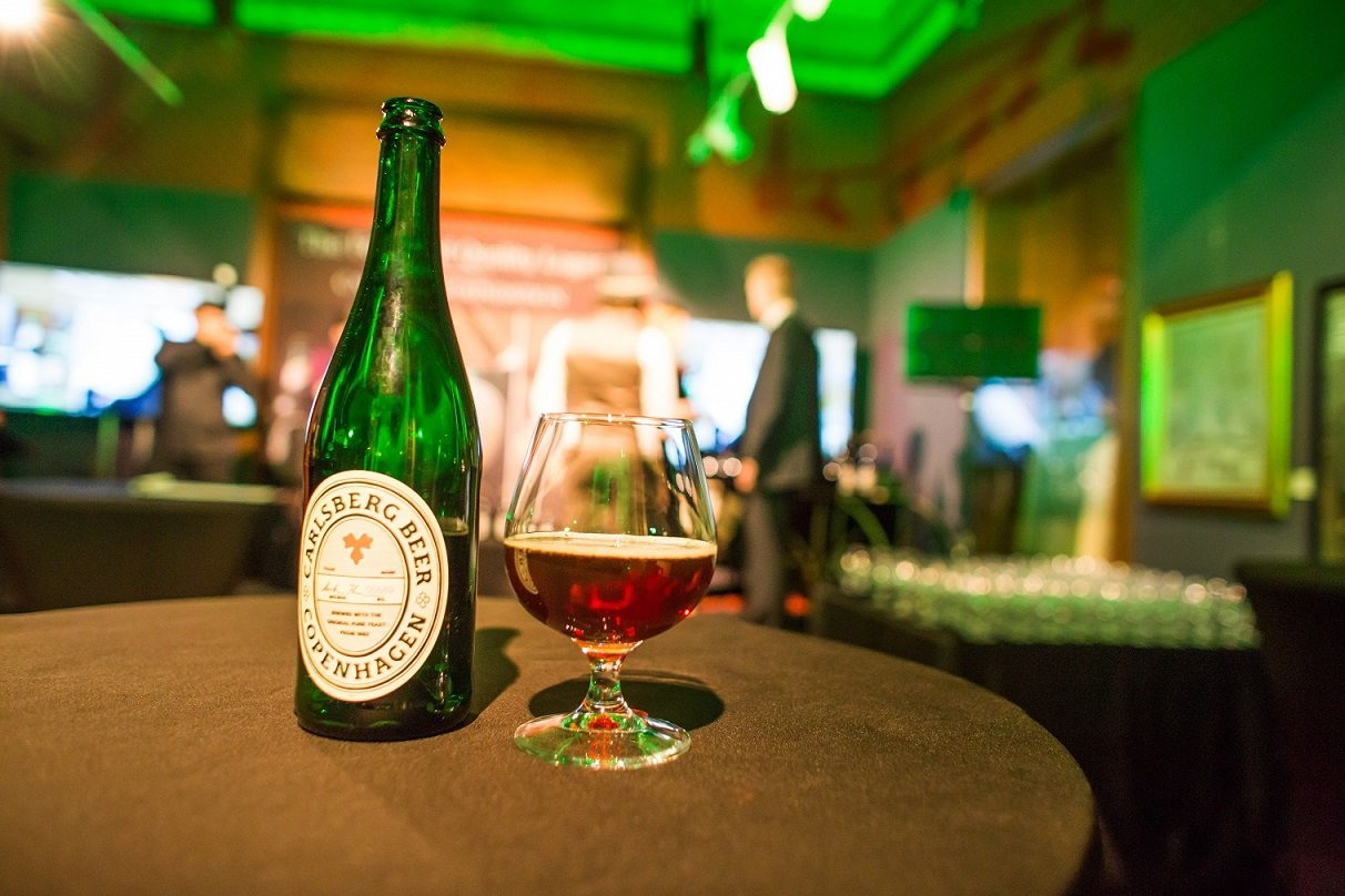Quality Lager Beer Recreated Following 133 Year Old Carlsberg