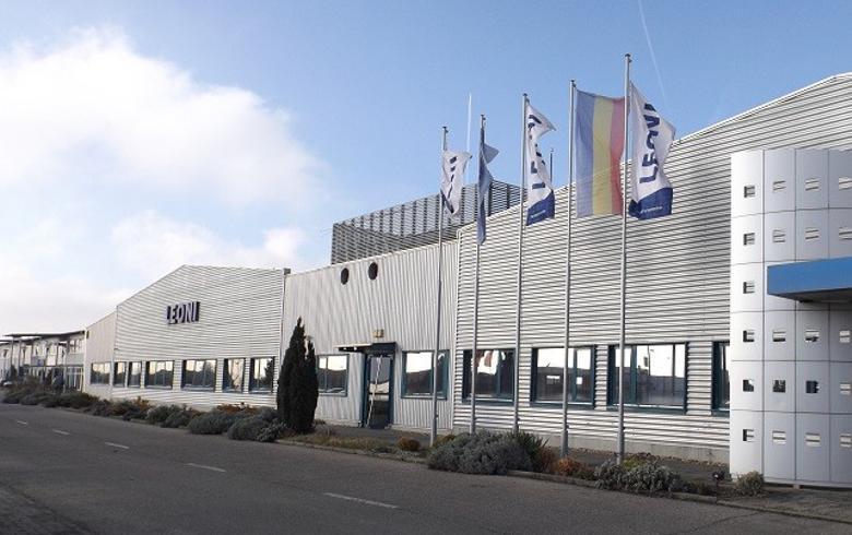 Leoni's plant in Bistrita, record output for Mercedes Benz