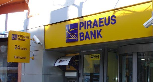 Piraeus Bank will rebrand as First Bank - The Romania Journal