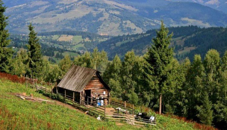 picturesque villages romania