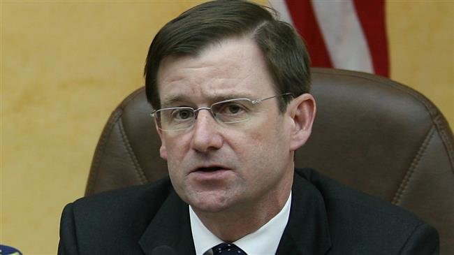 US Under Secretary of State for Political Affairs David Hale ...