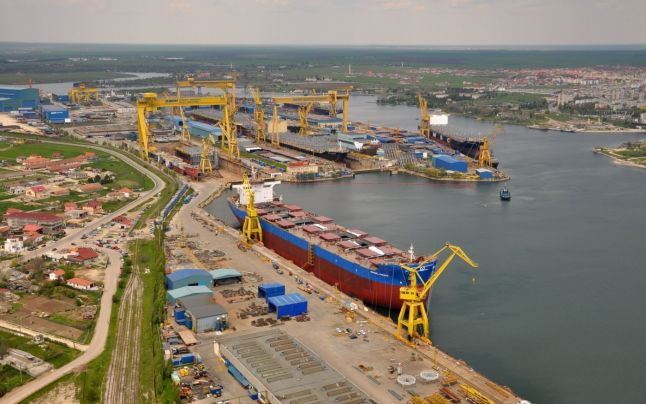 Mangalia shipyard to build luxury cruise ships and high