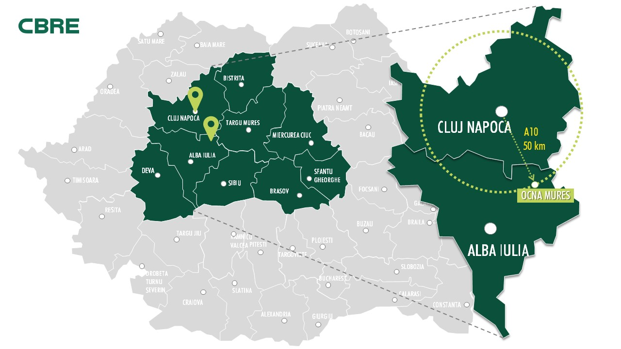 Real Estate Investors Lay Eyes On Cluj S Surrounding Areas For