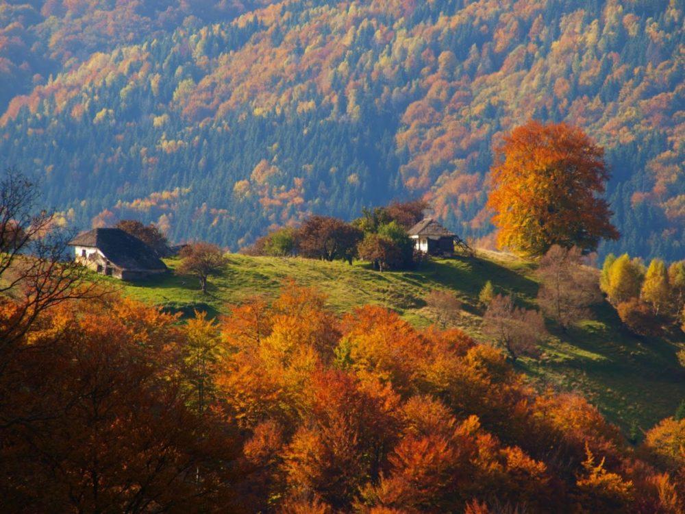 Transylvania, Romania Autumn Travel
