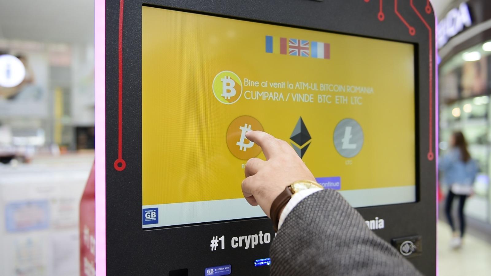 bitcoin atm bucuresti)